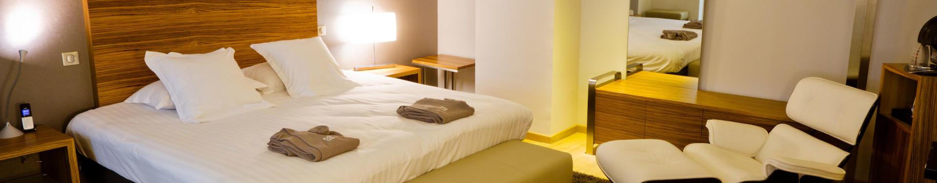 Chambre h tel jacuzzi alsace 4 saint louis la villa k - Hotel jacuzzi chambre alsace ...