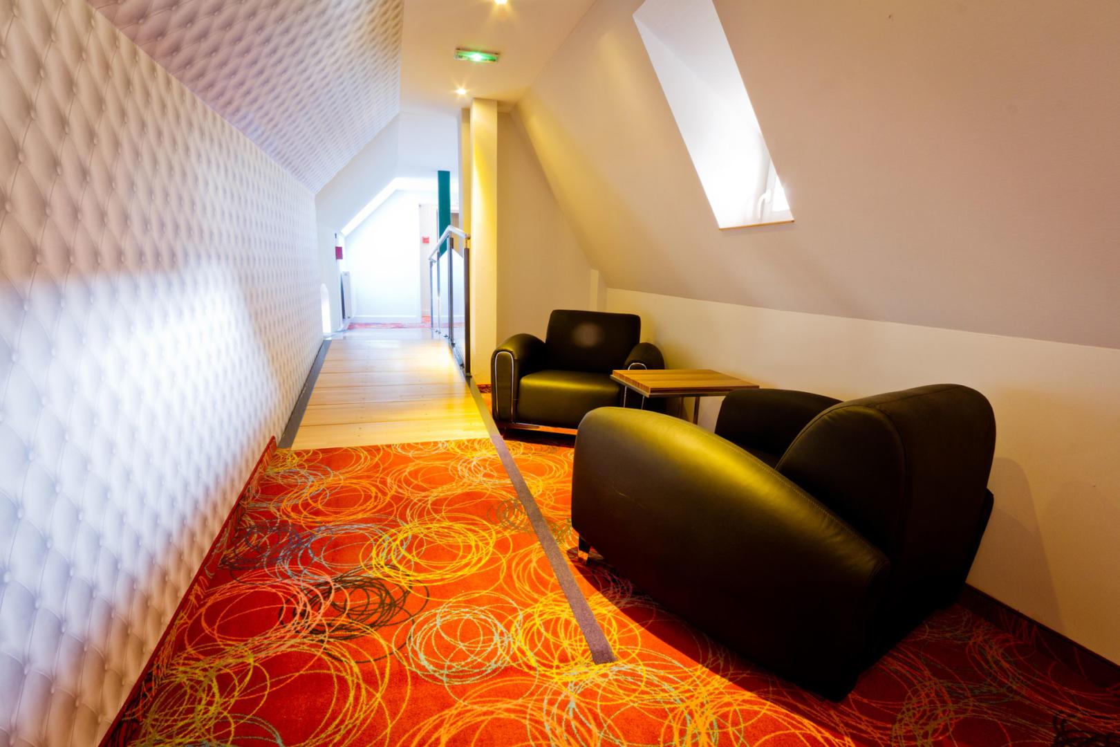 H tel design alsace saint louis h tel spa 4 la villa k for Designhotel elsass