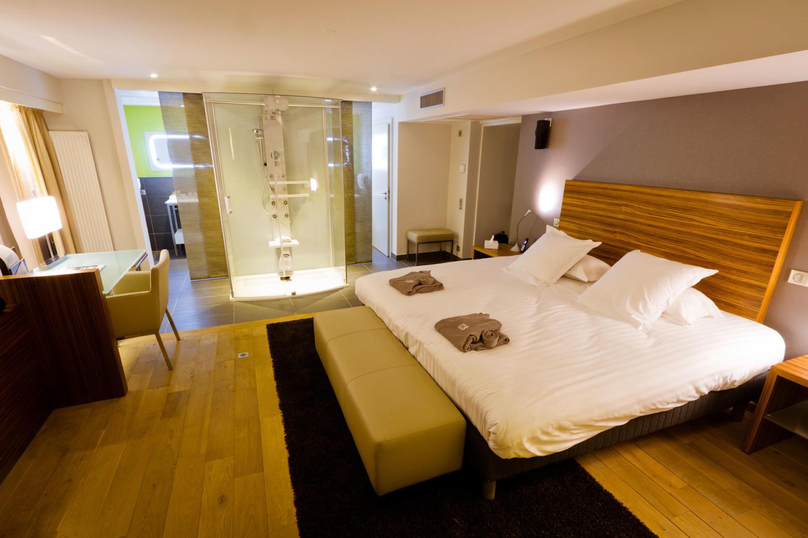 H tel 4 toiles design alsace h tel de charme saint louis for Designhotel elsass