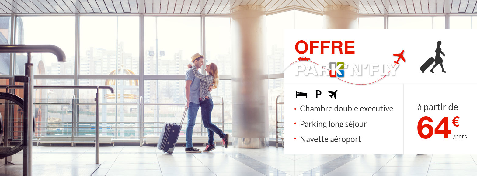 Offre Park'N'Fly