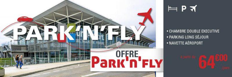 LA_VILLA_K_ Forfait Parknfly