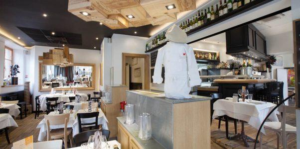 Restaurant La Cave - La Villa K