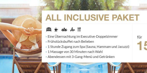 Offre all inclusive
