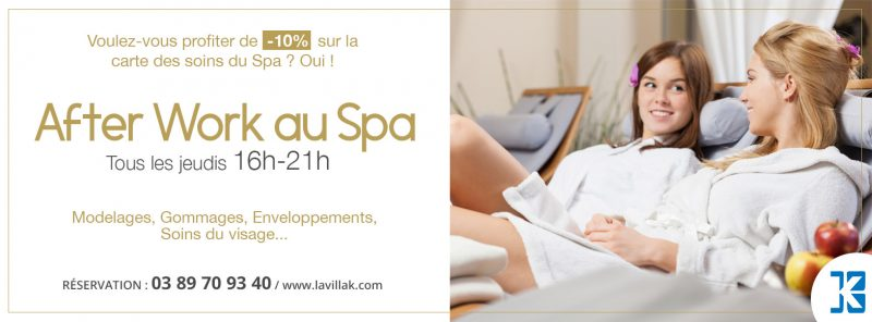 After Work Spa Saint-Louis Bâle