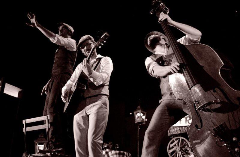 Les Frelots concert Alsace