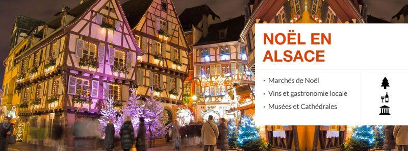 marchés de Noel en Alsace