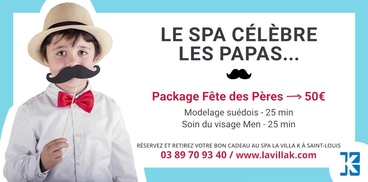 Cadeau massage spa f te des p res alsace la villa k - La fete des pere 2017 ...
