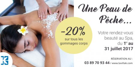 gommage spa alsace
