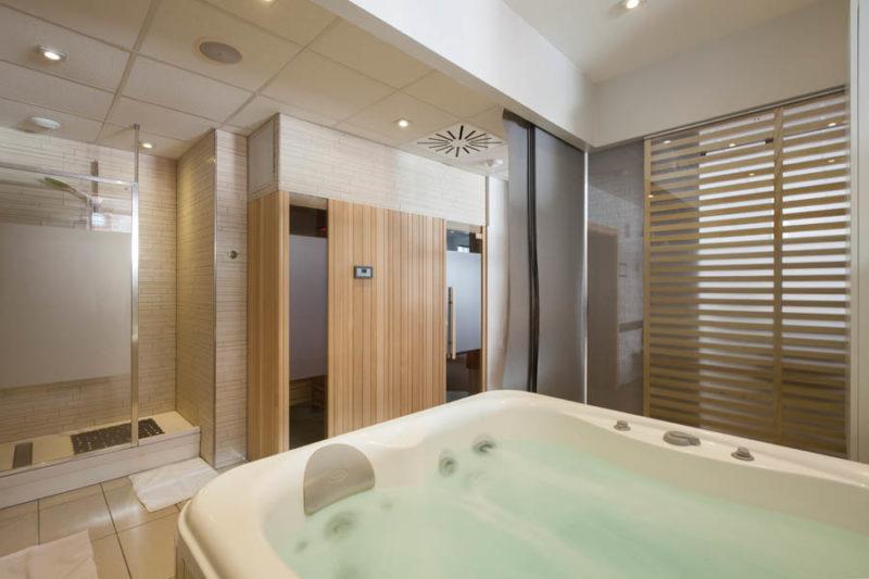 Massage et bien-être au Spa La Villa K, Haut-Rhin
