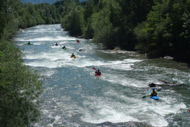 Sortie canoë-kayak Alsace