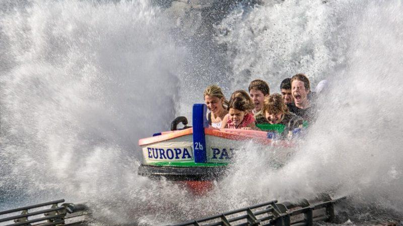 Sortie en famille à Europa-Park
