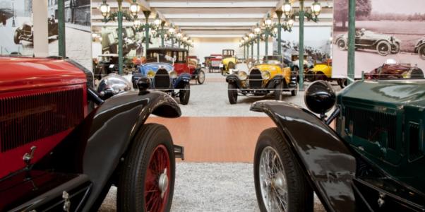 cite auto musee alsace