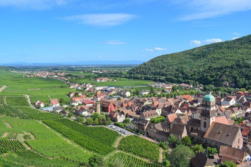 Route des Vins Kaysersberg