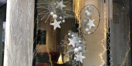 decoration noel etoiles saint louis