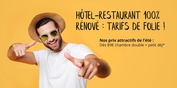 hotel spa promotion