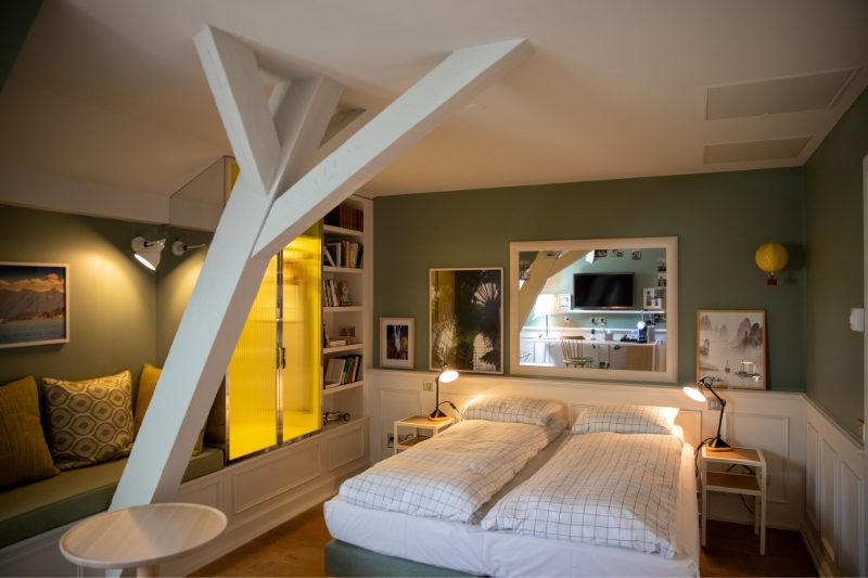 chambre villa k