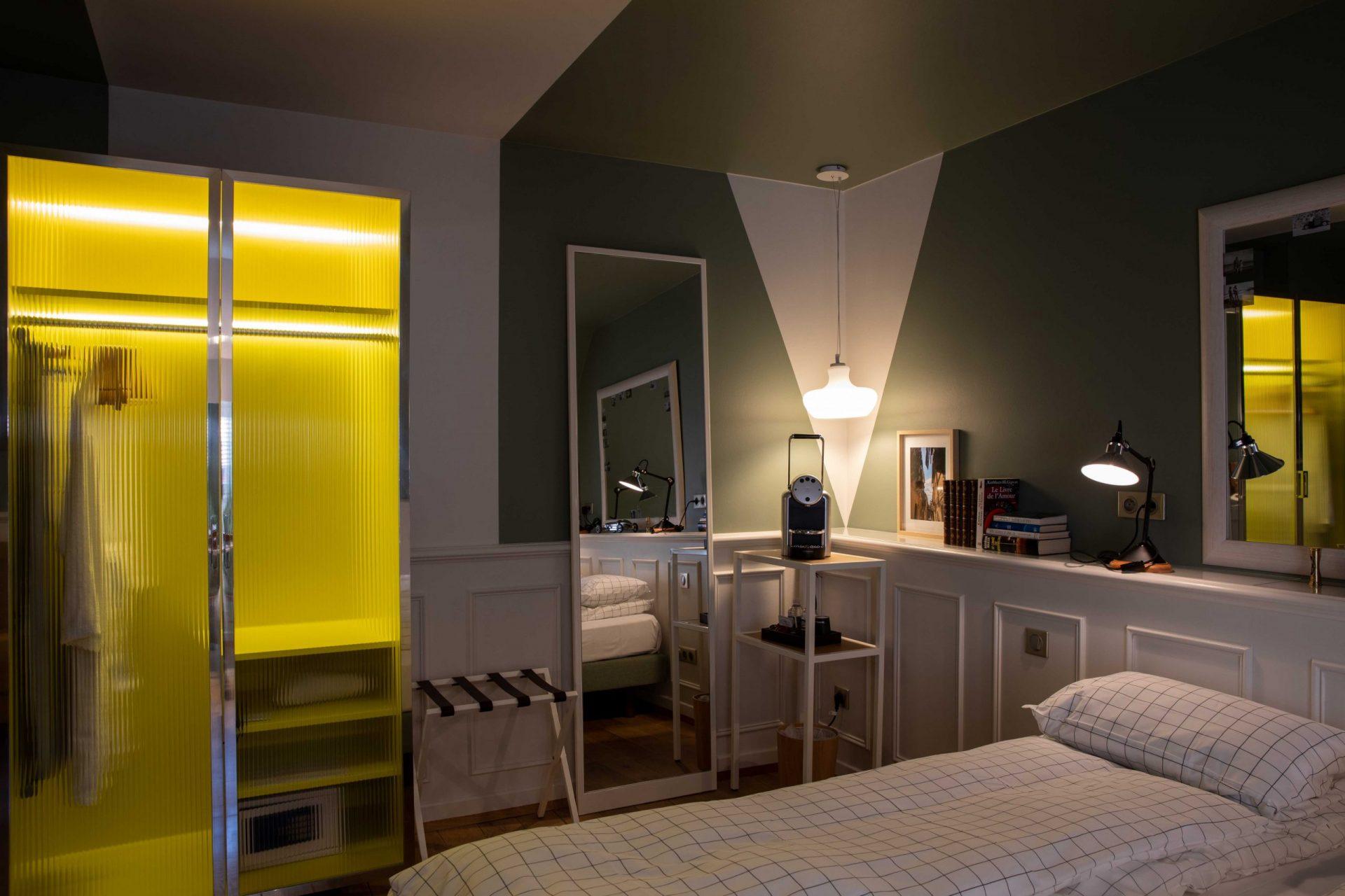 Executive Zimmer K sekundär - La Villa K