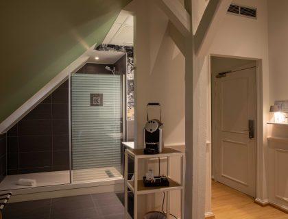 Chambre exécutive secondaire - La Villa K