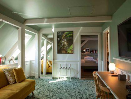 Chambre Suite - La Villa K