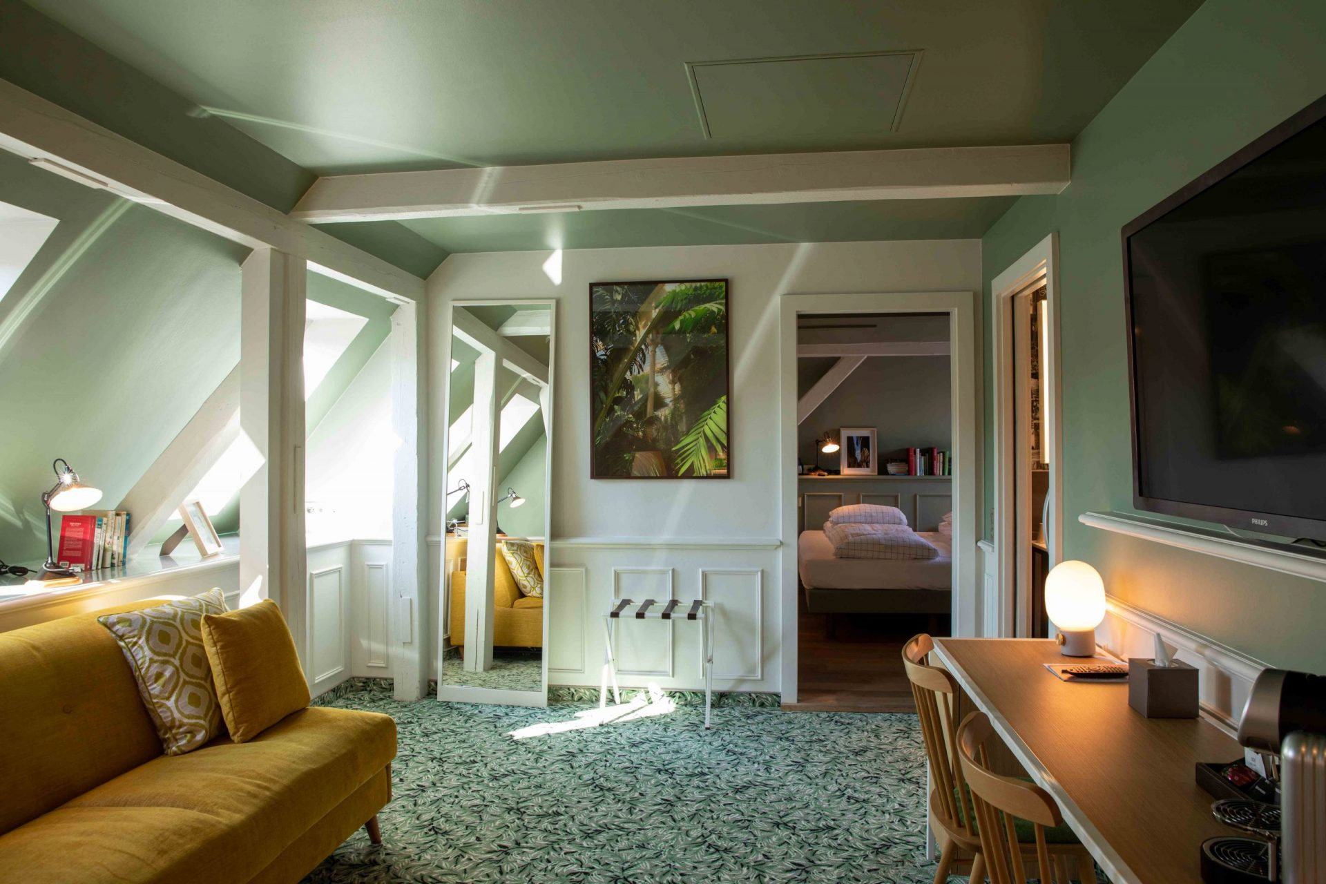 Suite Schlafzimmer - La Villa K