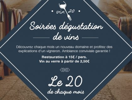 Dégustation vin Saint-Louis