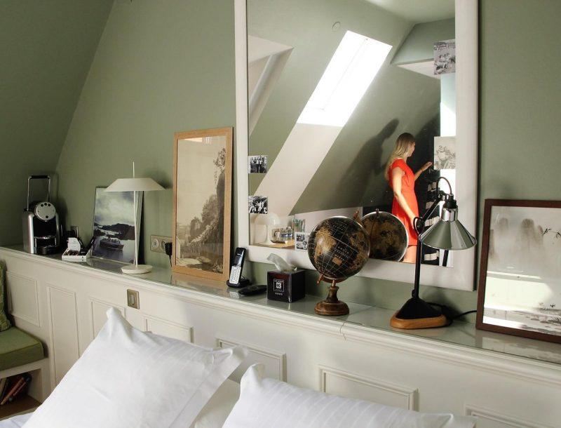 chambre rénovée hotel 4 étoiles