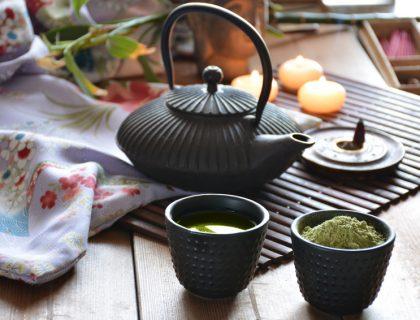 Théière pour dégustation de thé japonais