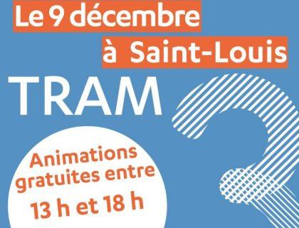 inauguration tram 3 saint louis bale
