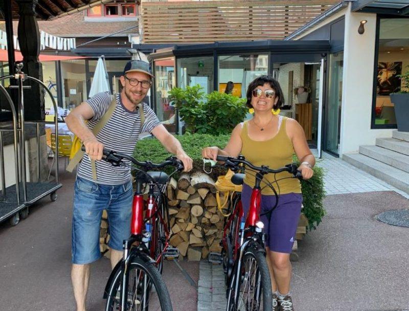 Location vélos Saint-Louis