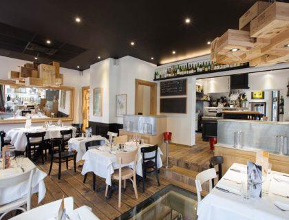 restaurant villa k